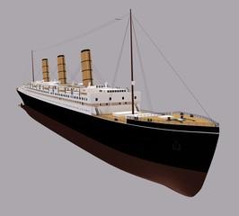 Steam liner