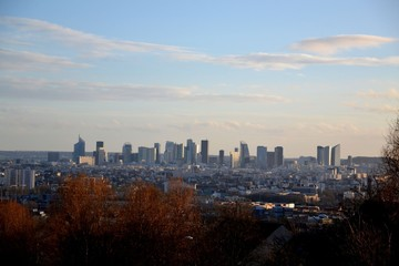 Paris - La Défense (panorama)
