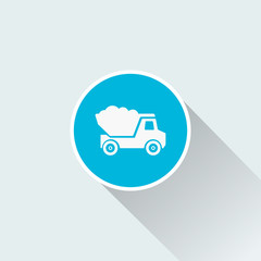 flat Truck icon