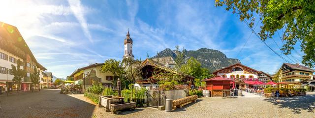Garmisch-Partenkirchen, Panorama