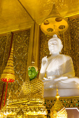 The  Emerald Buddha of winter