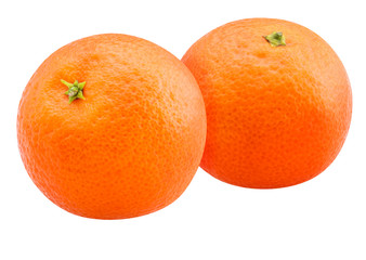 Mandarin orange fruit two