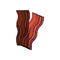 bacon stripes icon