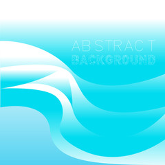Colored abstract background with texture, Vector illustration