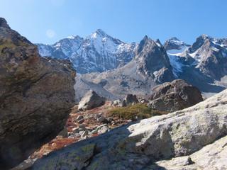 col d?arsine, la grave, hautes alpes, FRANCE