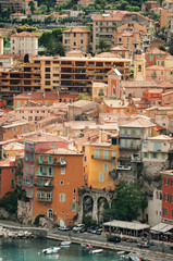 Buildings in French Riviera
