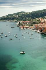 Coast of French Riviera