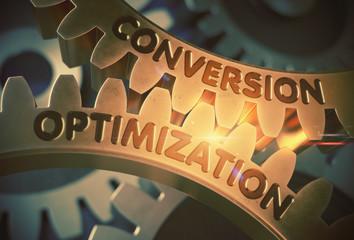 Conversion Optimization. 3D.