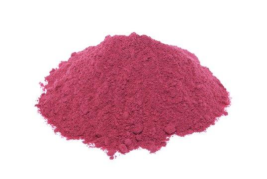 red beetroot powder