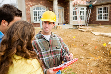Construction: Reviewing Plans with the Homeowners
