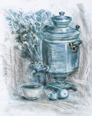 pastel texture pattern, texture painting still life painting