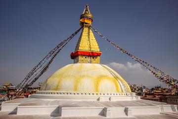 Stupa Boudhanath, Kathmandu Valley, Nepal