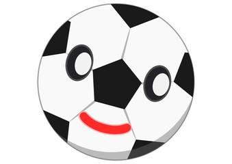 サッカー イメージ 擬人化