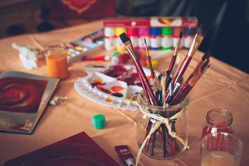 Hobby Malerei