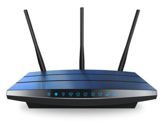 Wi-Fi wireless internet router