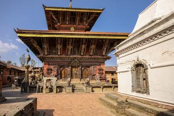 Changu Narayan, Hindu temple, Kathmandu Valley, Nepal