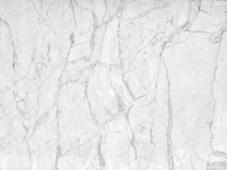 Abstract background of white marble