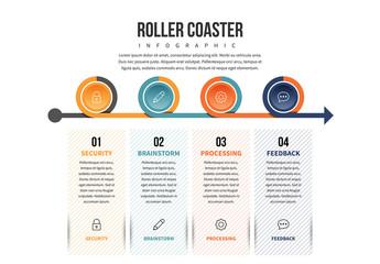 Circle Chain Infographic 8