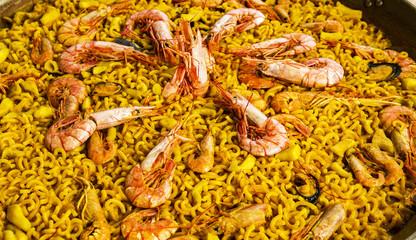 plato de comida española