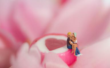 zuckersüße Liebe