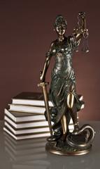 femida, lady of justice