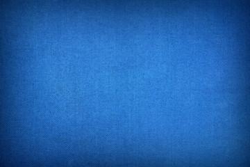 Dark blue canvas texture