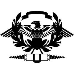 Symbol the Roman legion-1