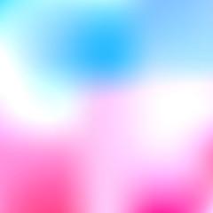 グラデーション 水色 ピンク