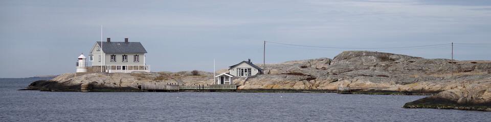 Aussenposten bei den Schäreninseln in Schweden