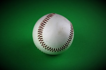 An image of a baseball