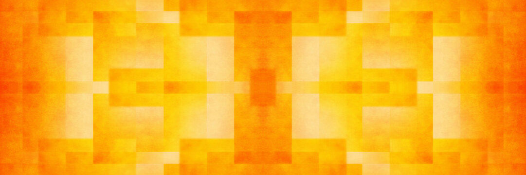 オレンジ色の背景素材