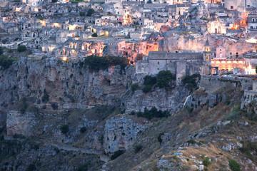 Europe,Italy,Basilicata,Potenza district,Matera,sassi di Matera,European Capital of Culture