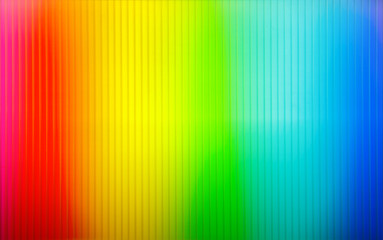 Abstract background is composed of a rainbow colors smoothly transitioning into each other