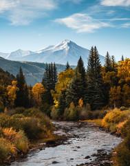 Colorado Autumn Scenic Beauty