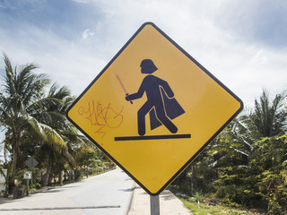 darth vader crossing