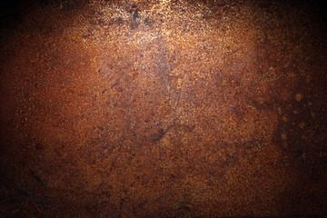 Dark rust background Wall mural