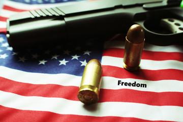 Second Amendment ( Freedom To Bear Arms ) High Quality