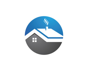 Home and buildings logo
