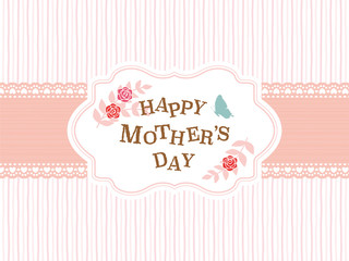 母の日 ロゴ