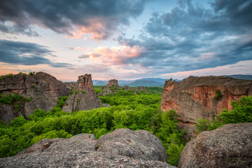 Belogradchik rocks /