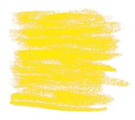 Gemalter unordentlicher Hintergrund gelb