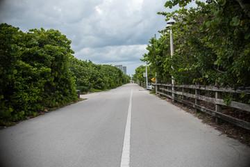 Open Road Pathway