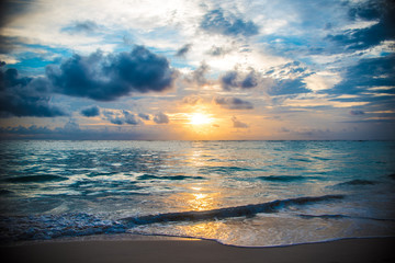 Dominican Republic Sunrise