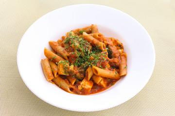 Penne with Arrabiata sauce
