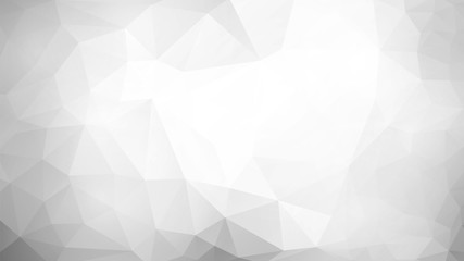 abstract geometric gray background Wall mural