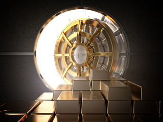 vault and ingot