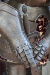 old sword