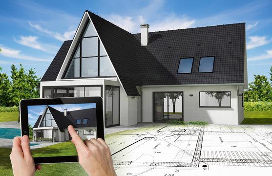 Projet de construction ou d'achat de maison