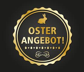 Oster Angebot Gold Design