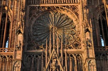 Cathédrale de Strasbourg, Alsace